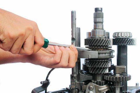 Réparation de transmission